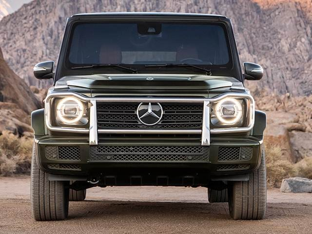 2019 Mercedes-Benz G-Class | Pricing, Ratings, Expert Review