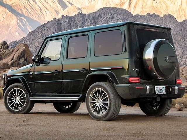 2019 Mercedes-Benz G-Class   Pricing, Ratings, Expert Review