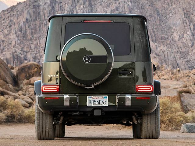 2019 Mercedes-Benz G-Wagen: Redesign, Changes, Release >> 2019 Mercedes Benz G Class Pricing Ratings Expert Review
