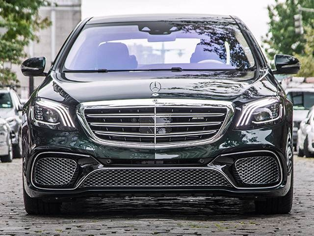 2019 Mercedes-Benz Mercedes-AMG S-Class | Pricing, Ratings