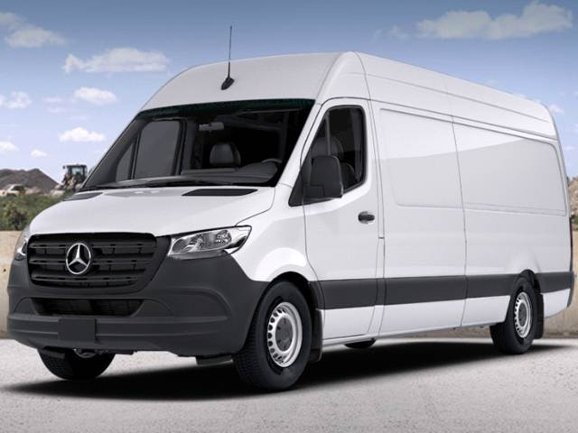 Used 2019 Mercedes-Benz Sprinter 2500 Cargo High Roof ...