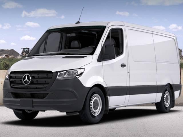 2019 Mercedes-Benz Sprinter 2500 Cargo | Pricing, Ratings