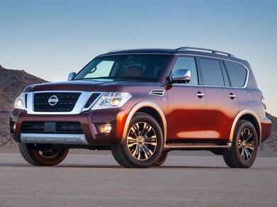 Nissan Armada Mpg >> 2019 Nissan Armada Pricing Ratings Expert Review Kelley Blue Book