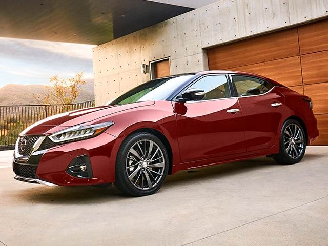 2019 Nissan Maxima | Pricing, Ratings, Expert Review