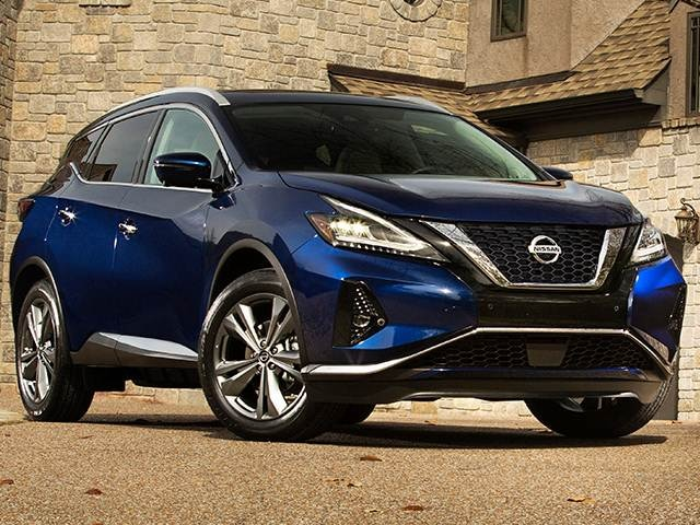 2020 Nissan Murano Platinum, Interior, Redesign >> 2019 Nissan Murano Pricing Ratings Expert Review