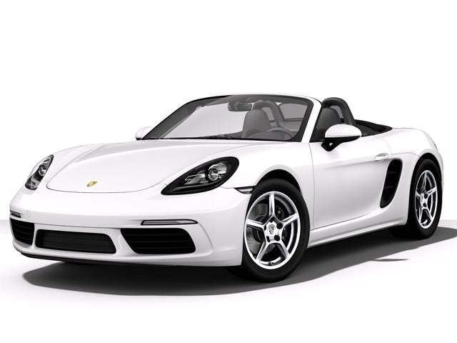 2019 Porsche 718 Boxster Pricing Reviews Ratings Kelley