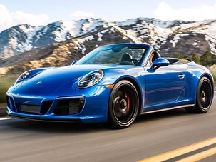 Used 2019 Porsche 911 Carrera 4 Gts Cabriolet 2d Prices Kelley Blue Book
