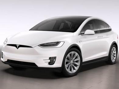2019 Tesla Model X Pricing Reviews Ratings Kelley Blue Book
