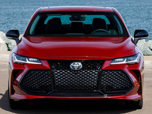 2019 Toyota Avalon Pricing Reviews Ratings Kelley Blue Book