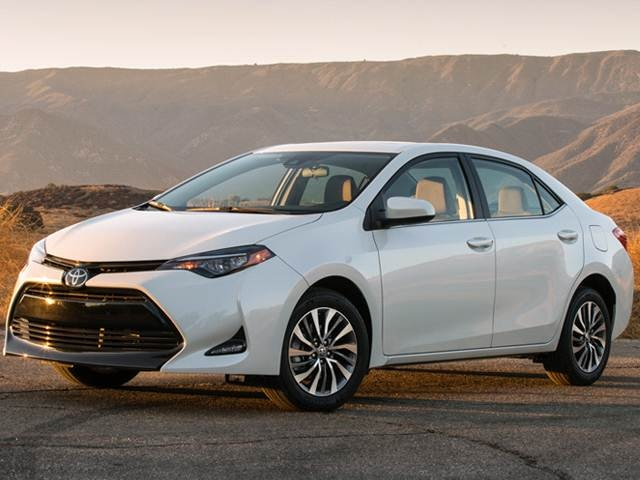 2019 Toyota Corolla Values Cars For Sale Kelley Blue Book