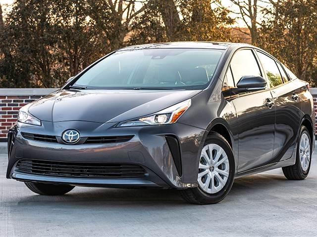 2019 Toyota Prius Prices Reviews Pictures Kelley Blue Book