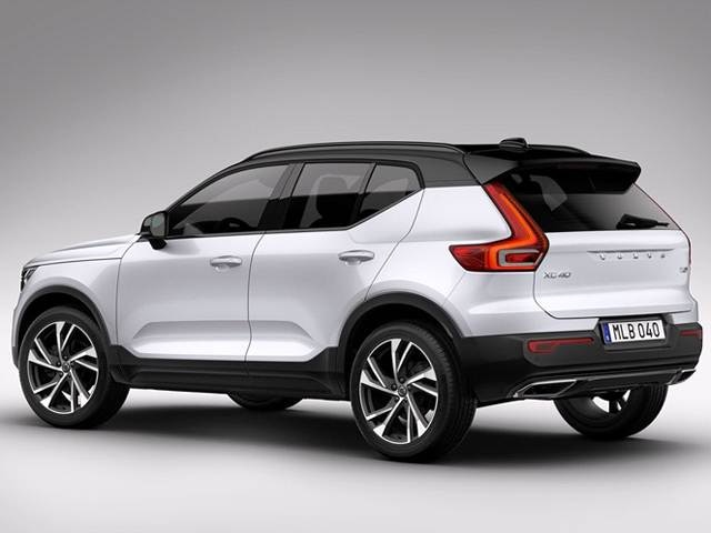 2019 Volvo Xc40 Pricing Ratings Expert Review Kelley Blue Book