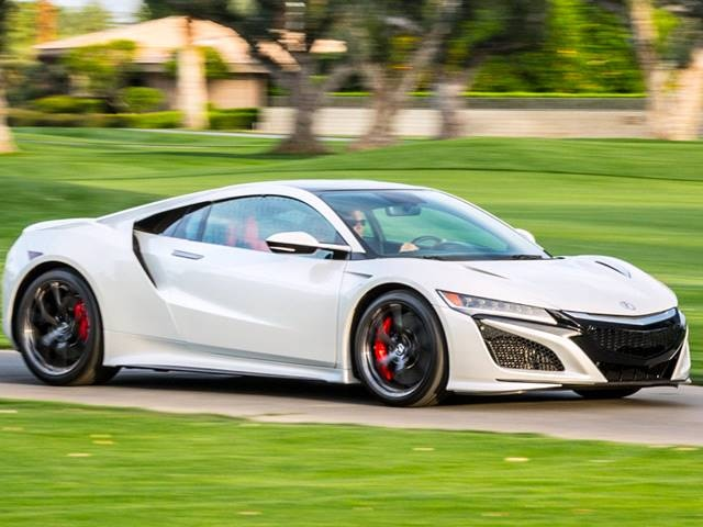 2020 Acura Nsx Prices Reviews Pictures Kelley Blue Book