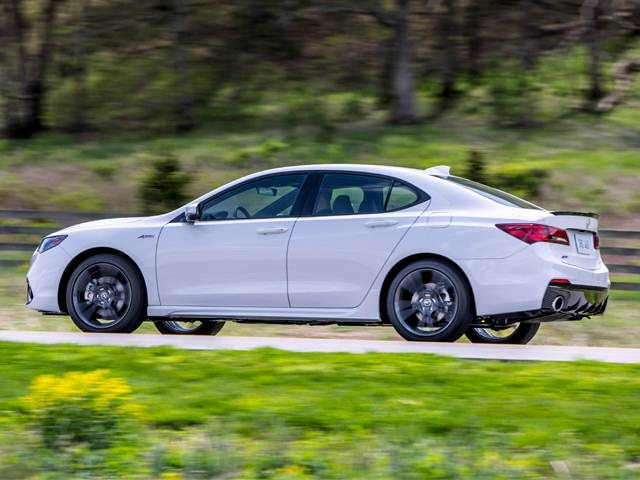 2020 Acura Tlx Pricing Ratings Expert Review Kelley Blue Book