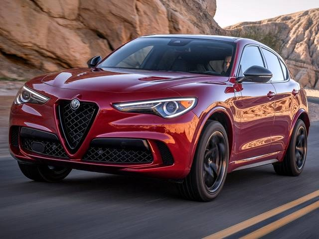 Top Consumer Rated SUVS of 2020 - 2020 Alfa Romeo Stelvio
