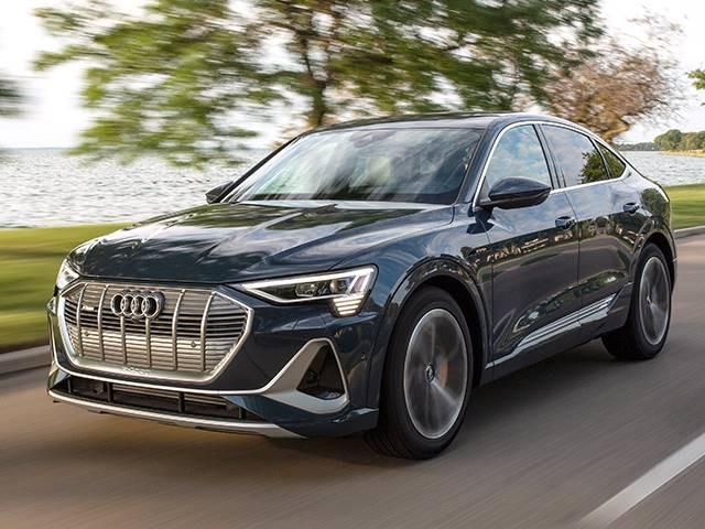 Top Consumer Rated SUVS of 2020 - 2020 Audi e-tron Sportback