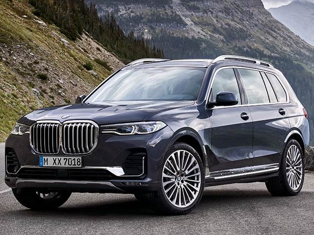 New 2020 Bmw X7 M50i Prices Kelley Blue Book