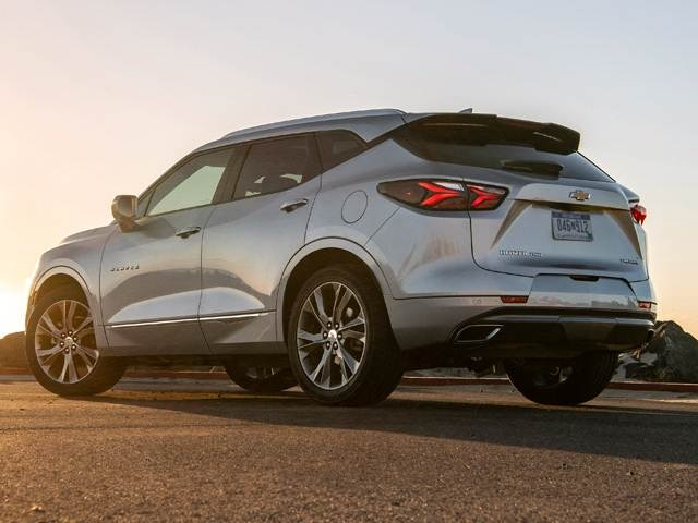 2020 Chevrolet Blazer Pricing Reviews Ratings Kelley