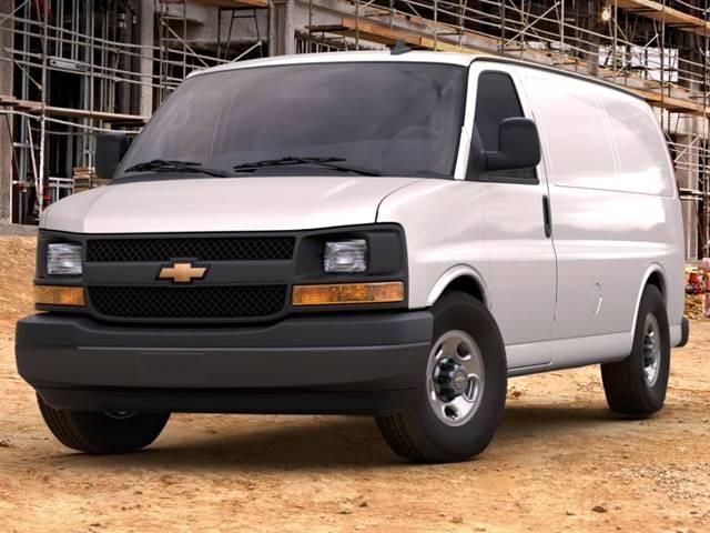2020 Chevrolet Express 3500 Cargo