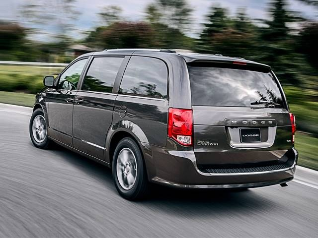 2020 Dodge Grand Caravan Prices Reviews Pictures Kelley Blue Book