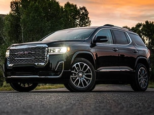 New 2020 Gmc Acadia Denali Prices Kelley Blue Book