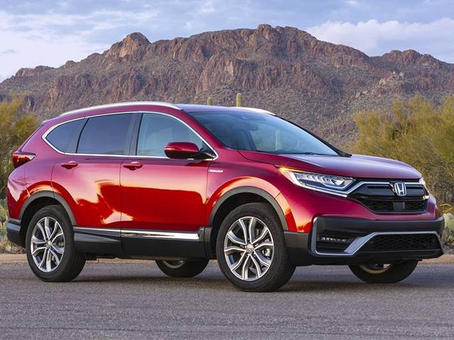 Most Fuel Efficient SUVS of 2020