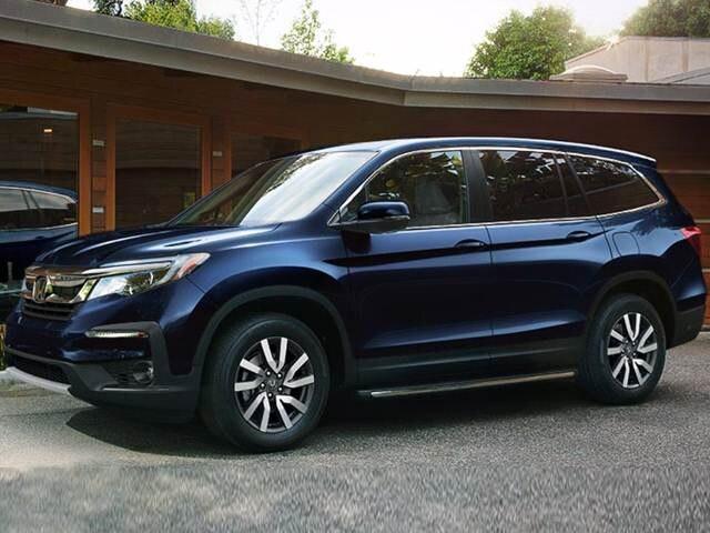 2020 Honda Pilot Prices Reviews Pictures Kelley Blue Book