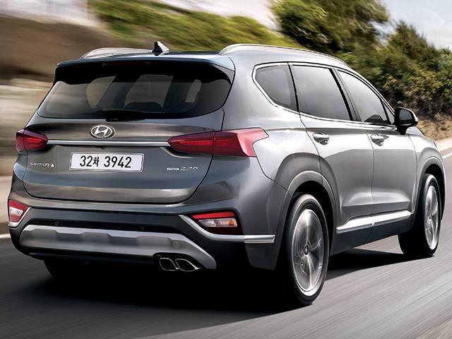 2020 Hyundai Santa Fe Prices Reviews Pictures Kelley Blue Book