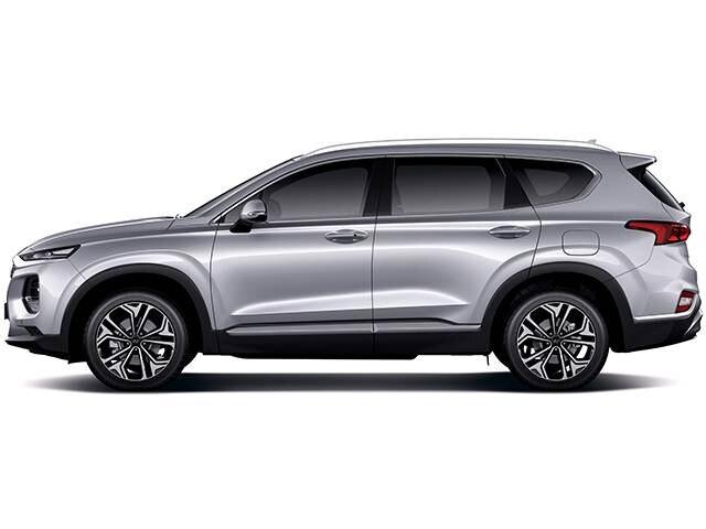New 2020 Hyundai Santa Fe 2 0t Limited Prices Kelley Blue Book
