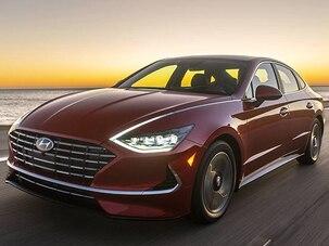 New 2020 Hyundai Sonata Hybrid Limited Prices Kelley Blue Book