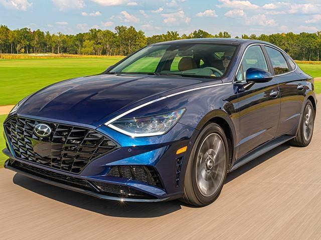 2020 Hyundai Sonata Prices Reviews Pictures Kelley Blue Book