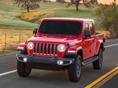 2020 Jeep Gladiator | Pricing, Ratings, Expert Review ...