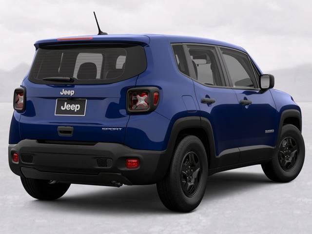 2020 Jeep Renegade Light Blue