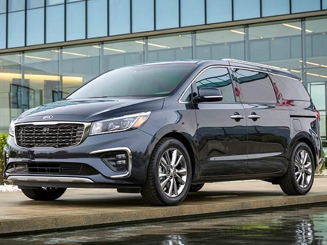 Most Fuel Efficient Van Minivans Of 2020 Kelley Blue Book