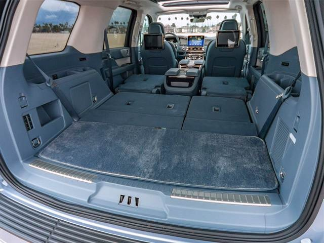 The Best 2020 Lincoln Navigator L Interior