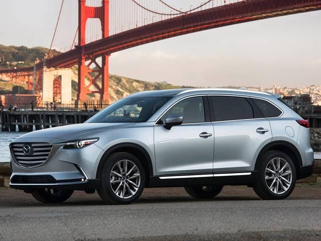 Top Consumer Rated SUVS of 2020 - 2020 MAZDA CX-9
