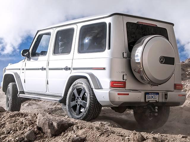 Benz g wagon 2020