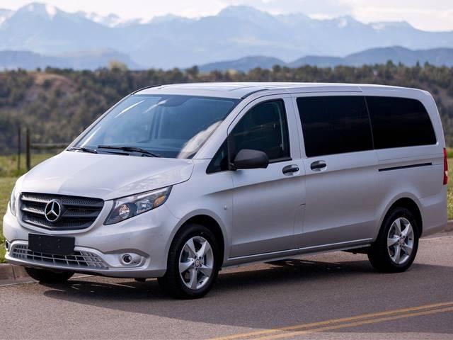 2020 Mercedes-Benz Metris Passenger