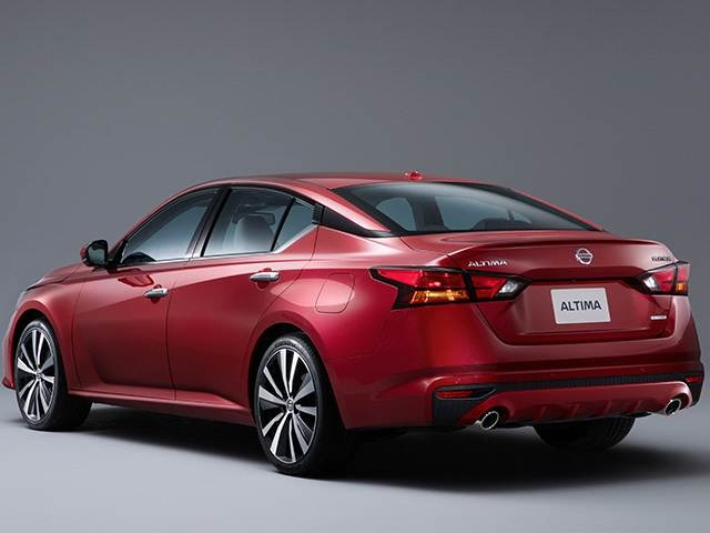 2020 Nissan Altima Pricing Ratings Expert Review