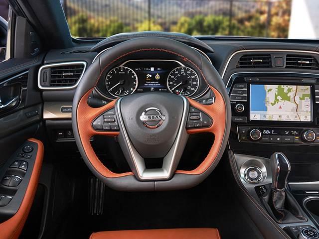 2020 Nissan Maxima Pricing Reviews Ratings Kelley Blue Book