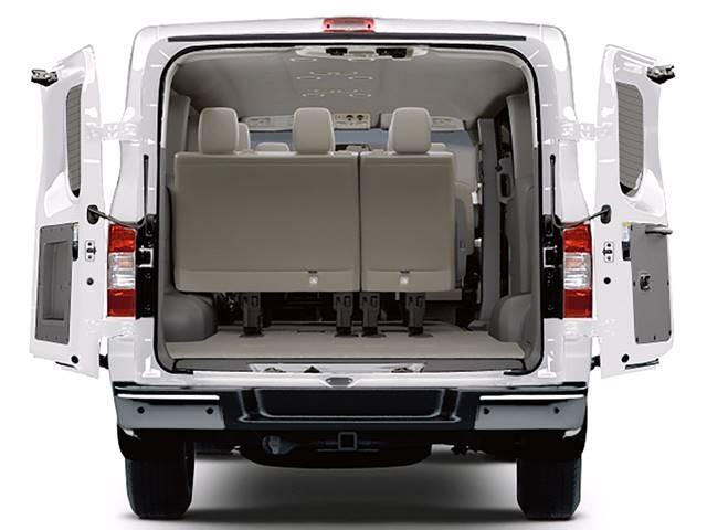 2020 Nissan NV3500 HD Passenger