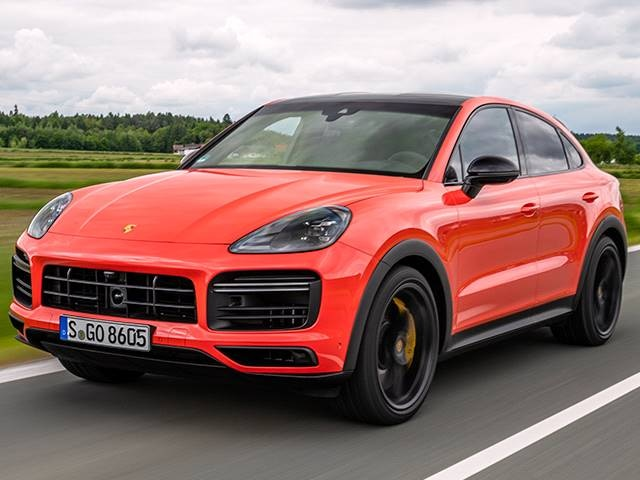Top Consumer Rated SUVS of 2020 - 2020 Porsche Cayenne Coupe
