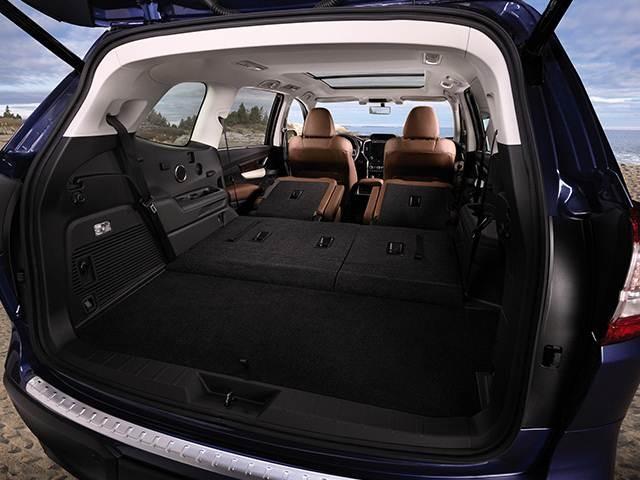 2020 Subaru Ascent Pricing Reviews Ratings Kelley Blue Book