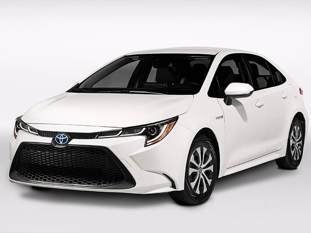 2020 Toyota Corolla Hybrid   Pricing, Ratings, Expert Review