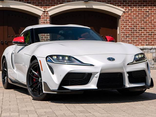 2020 Toyota Gr Supra Pricing Reviews Ratings Kelley