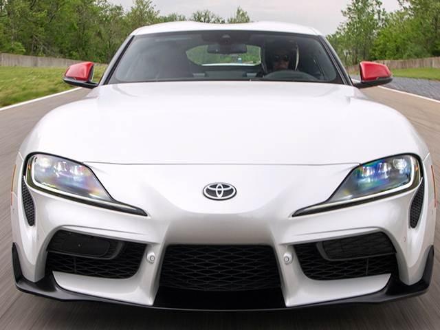 2020 Toyota GR Supra | Pricing, Ratings, Expert Review