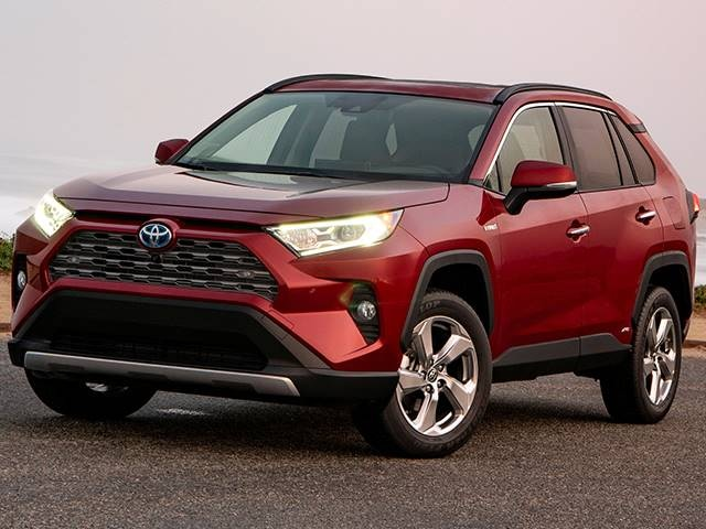 New 2020 Toyota Rav4 Hybrid Limited Prices Kelley Blue Book