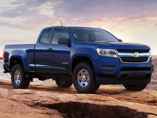 new 2021 chevrolet colorado extended cab work truck prices