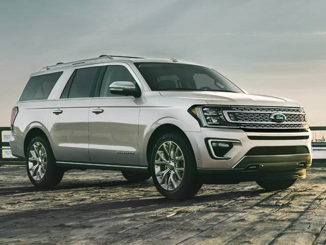 2021 Ford Expedition Max