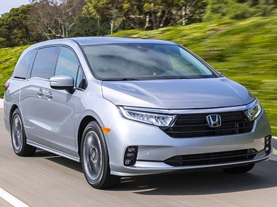 2021 Honda Odyssey Prices Reviews Pictures Kelley Blue Book